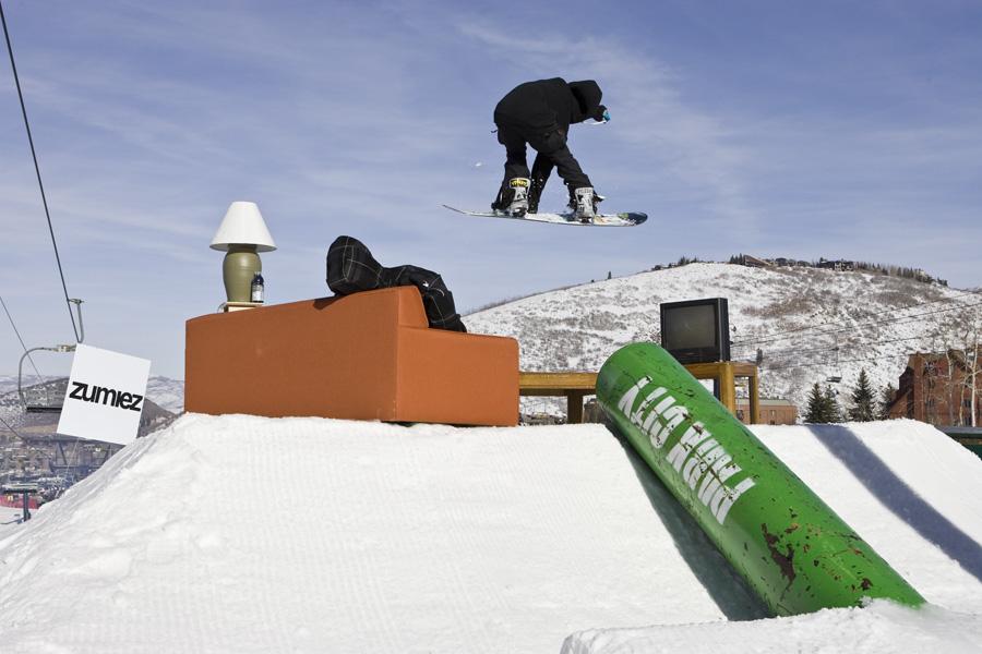 Can trans am amateur snowboarding