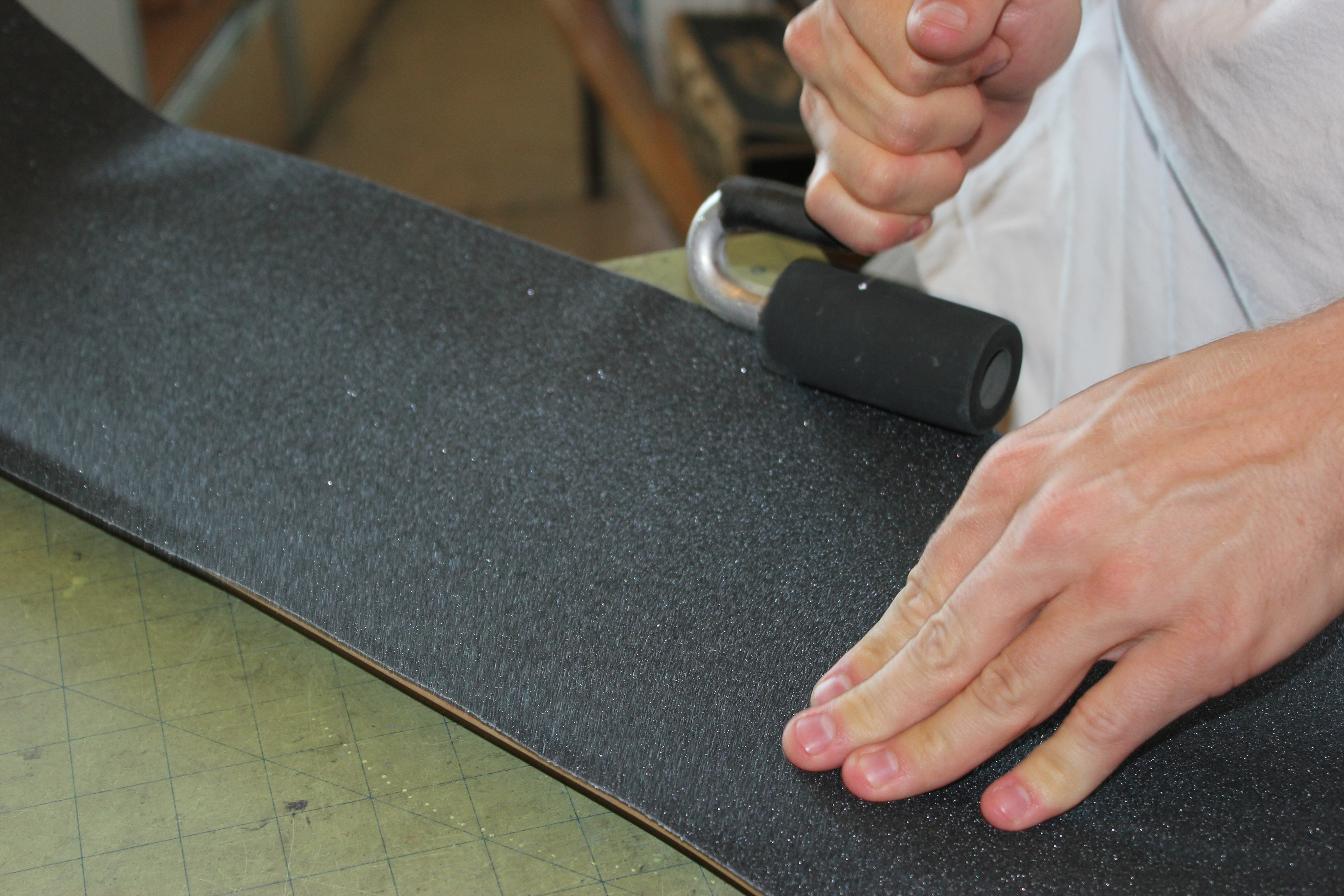 The How-to on setting up your skateboard. | Powder Propaganda